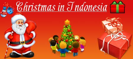 Christmas Celebrations in Indonesia