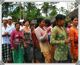 People Of Bali Balinese People Bali People People In