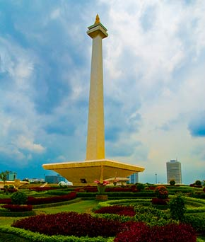 Indonesia National Monument (Monas)- National Historical Remembrance!