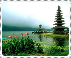 Central Java Island
